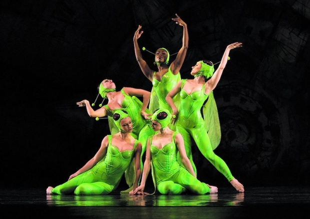 Gossamer Gallants Paul Taylor Dance Company