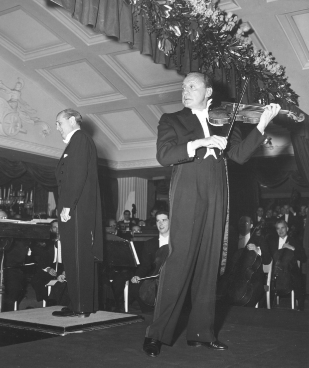 Jack Benny at The Music Center's Eldorado Party