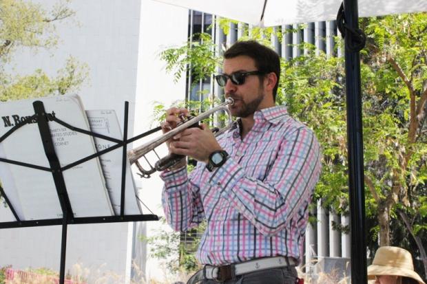 Public Practice - Trumpet