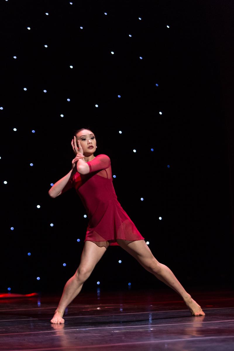 Spotlight Awards Finalist Nicole Ishimaru
