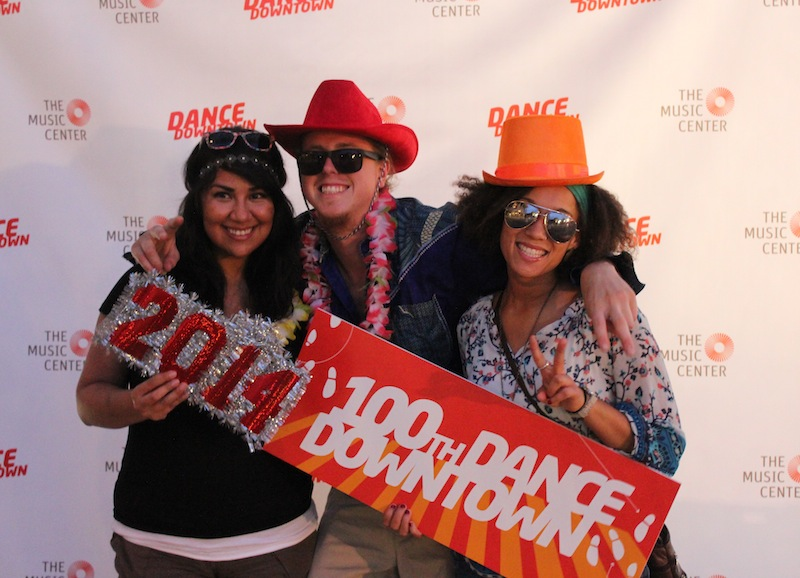 Dance Downtown Photo Booth 13