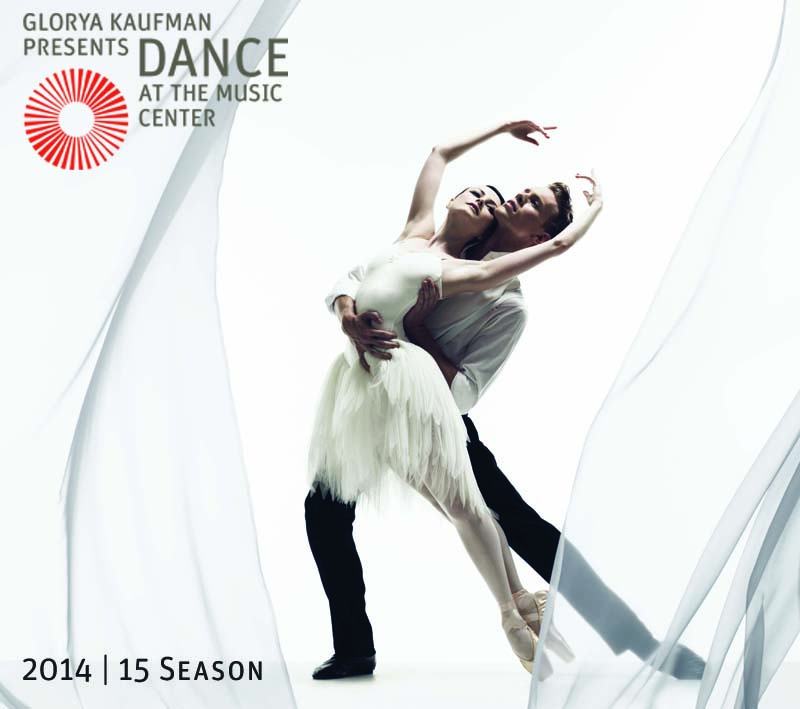 New Season of Dance at The Music Center