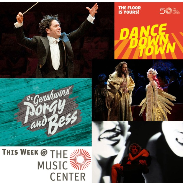This week at The Music Center