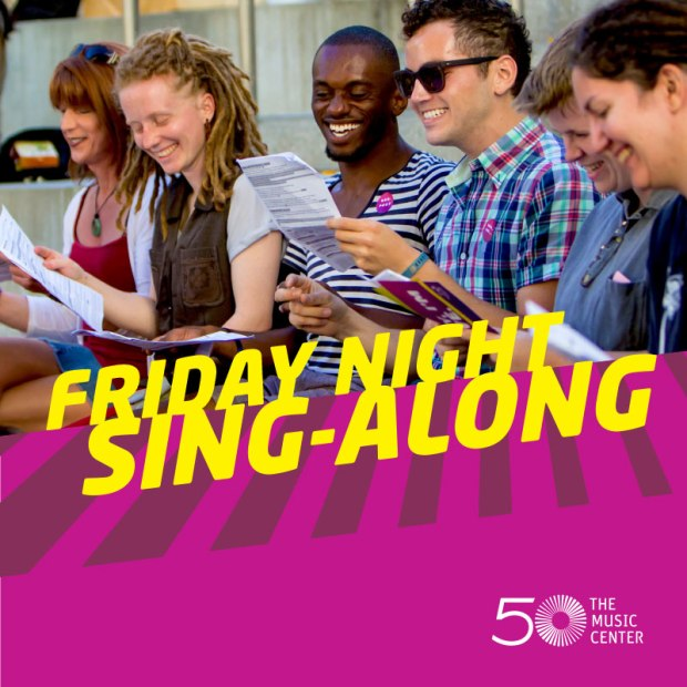 Friday Night Sing-Along