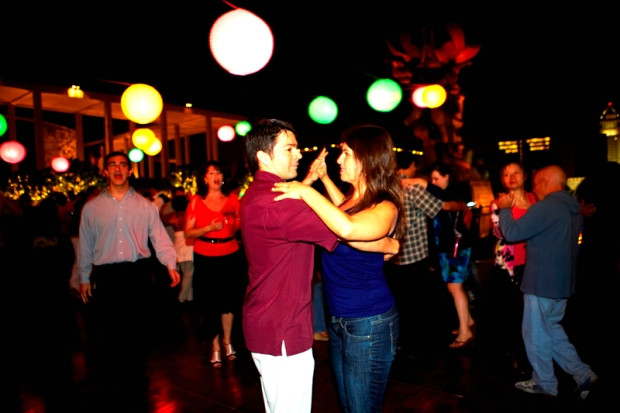 tango - Dance Downtown at The Music Center