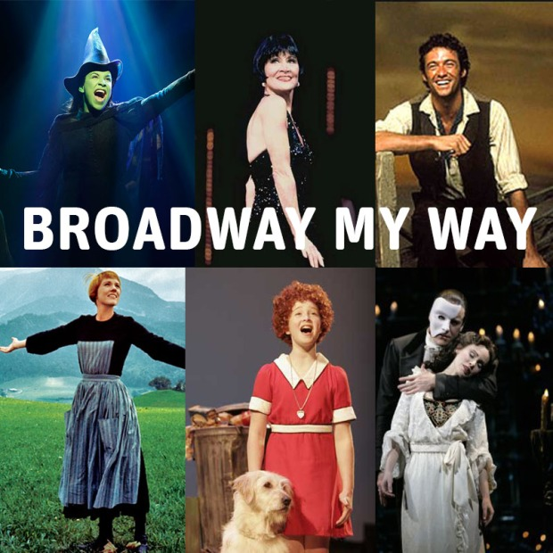 BROADWAY MY WAY SING-ALONG