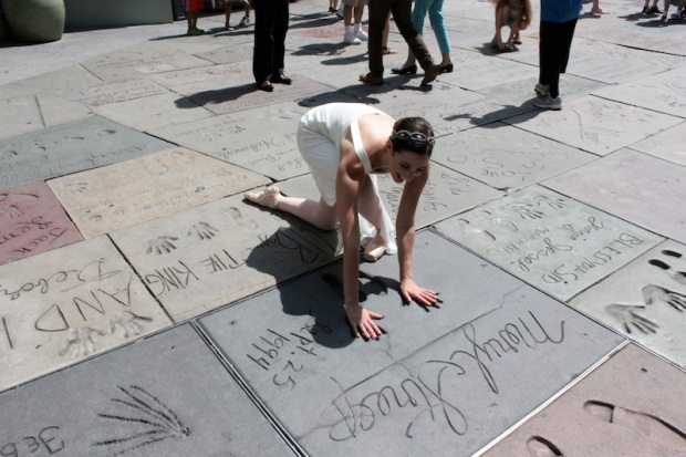CapuletInTheCity -Grauman's Chinese Theatre Hollywood