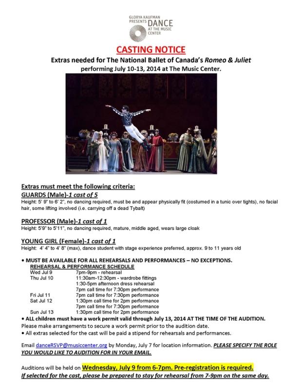 Super Casting Notice