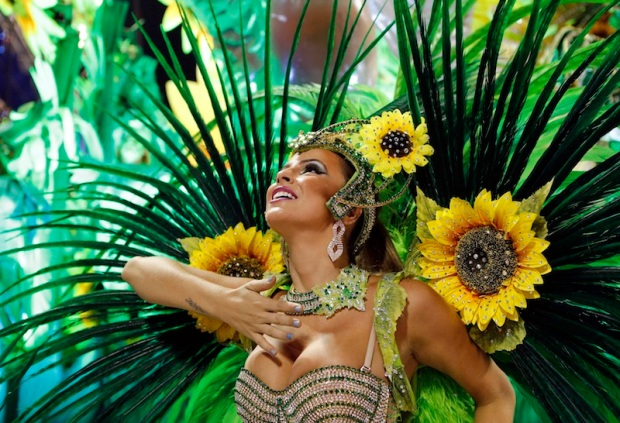 Samba Night at Dance Downtown
