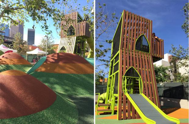 Grand Park Playground