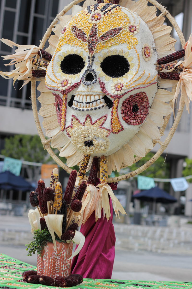 Dia De Los Muertos at The Music Center