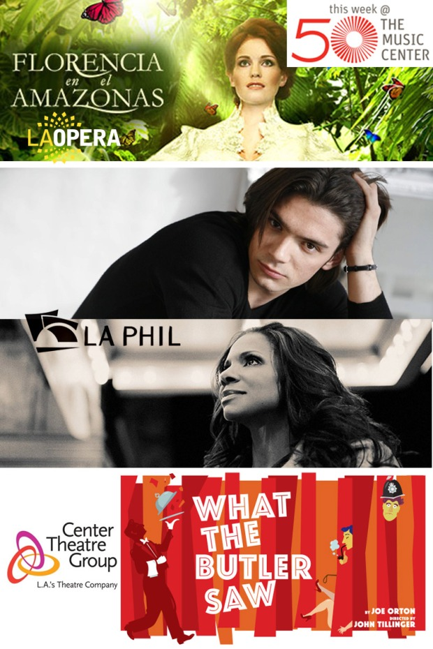 This Week @MusicCenterLA