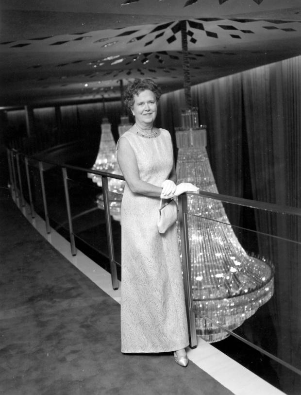 Mrs. Dorothy Chandler