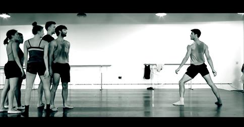LA Dance Project - Helix Rehearsal