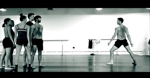 LA Dance Project - Helix Rehearsal