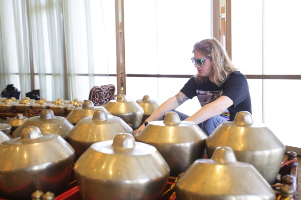 The Music Center Gamelan Workshop