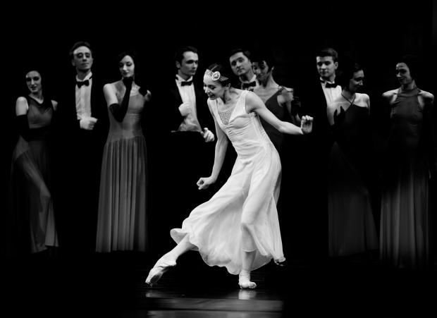 Diana Vishneva Mariinsky Ballet Cinderella