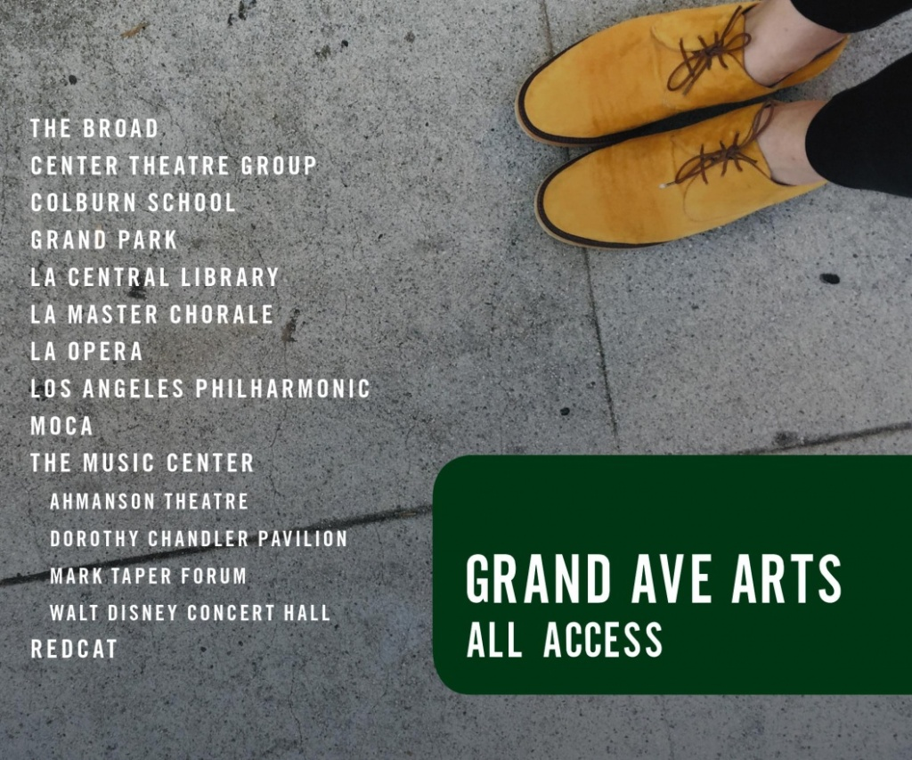 Grand Ave Arts: All Access
