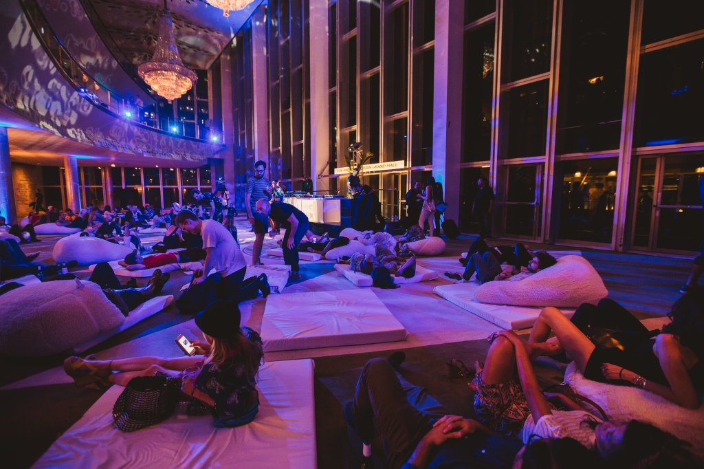 Sleepless at The Music Center