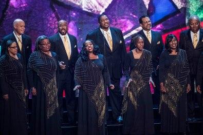58th Annual LA County Holiday Celebration - Dorothy Chandler Pavilion - December 24, 2017